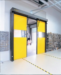 Horizontal High Speed Doors image