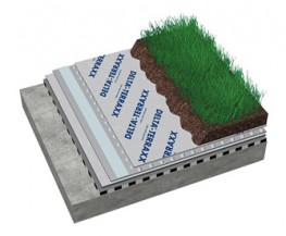 DELTA-TERRAXX in extensive green roofs - Delta Membrane Systems Limited