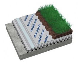 DELTA-TERRAXX in intensive green roofs image