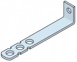 The SPB is a plain-ended tie for connecting masonry to in-situ structures....