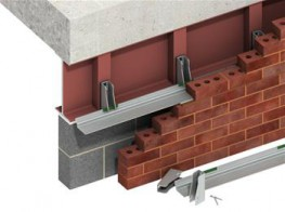 AnconOptima is a standard masonry support system comprising brackets, angles with pre-marked fixing zones and locking wedges....