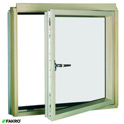 BDR P2 Natural Pine, Laminated Double Glazed Tilt and Turn L-Shape Combination Window image