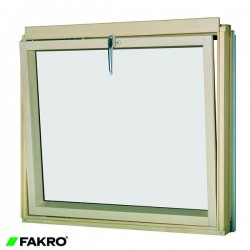 BVP P2 Natural Pine, Laminated Double Glazed Tilt Only L-Shape Combination Window image