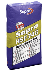 Sopro HSF 748 Flexible Bonding Slurry with Trass image