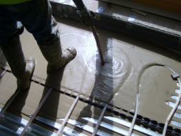 CASEA Casufloor DE – Alpha Fine Flow Screed Compound image