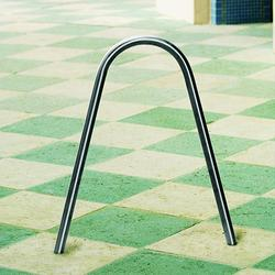 Bola's understated design doesn't conflict with other site elements. Bike racks made of 38mm Diameter 3mm wall stainless steel tubing, with a satin electropolish finish on bare stainless steel. Bola is also available in powdercoated steel. Bola can secure two ...