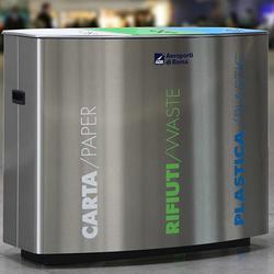 Aero Recycling Litter Bin image