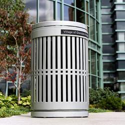 Chase Park Litter Bin image