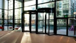 Tourniket - Revolving Doors - Boon Edam