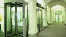 Tourlock 180+90 - High Security Revolving Door image