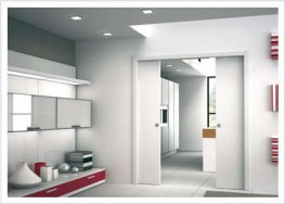Double - Horizontal Sliding Doors image