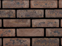 Stock brick (65mm), grey in colour with a sandfaced texture....