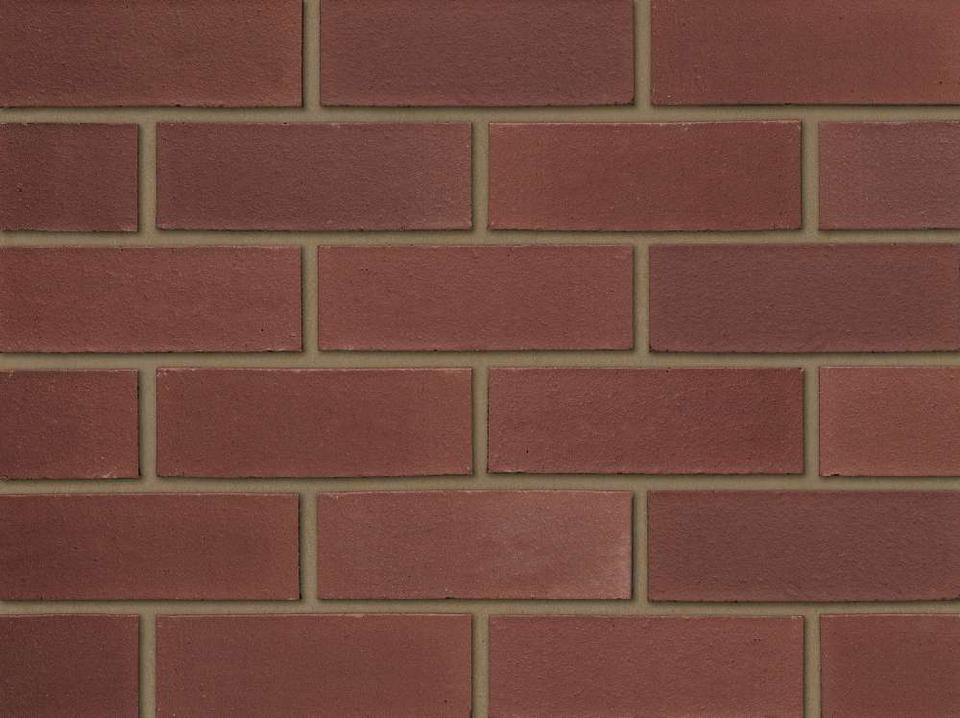 Aldridge Smooth Red 73 Mm By Ibstock Brick