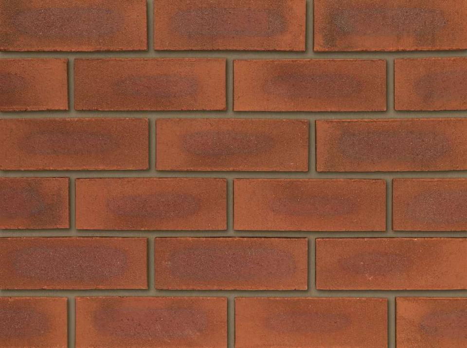 Sandfaced Multi 73mm By Ibstock Brick