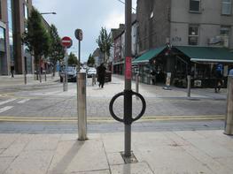 Cyclehoop For Lamp Posts image