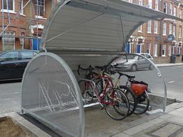 Lambeth Bikehangar image