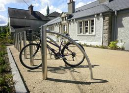 Arc Cycle Stand - Castit