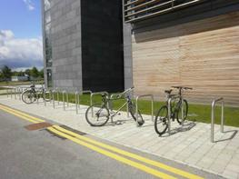 Sheffield Cycle Stand - Castit