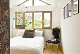 Triple glazed timber Windows image