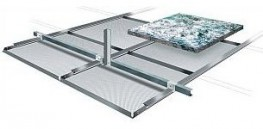 Concealed Grid - Clip-In - Burgess Architectural Products