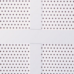 Exposed Grid - Flat Lay-In - Burgess Architectural Products