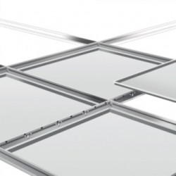Combining the ease of installation afforded by interlocking grid systems with the manufactured accuracy and durability of press formed tiles, the Burgess A P Tegular System provides an economic solution to many ceiling requirements....