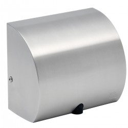 Velocity Eco Hand Dryer: - Quality stainless steel body with all metal back plate for excellent vandal resistance - White metal version also available, see BC2002W - Very low operating power (see table below) saving 80% or more of user's energy costs - Infra...