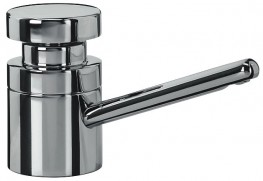 Prestige Counter Mounted Soap Dispenser: - Superior quality and timeless design for prestigious washrooms - Installed directly into basin units, marble, granite etc - Easy filling from above unit - Hole diameter in counter: 25-30mm - Maximum surface thickness ...