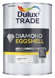Diamond Eggshell by Dulux Trade