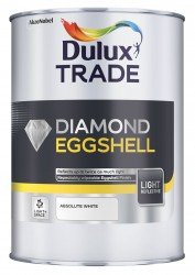Diamond Eggshell Light & Space by Dulux Trade