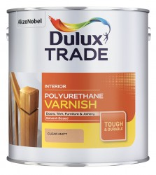 Polyurethane Varnish image