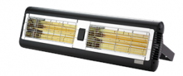 Tansun Sorrento- Best Selling Commercial Use Infrared Heater- HeatMySpace - Heat My Space & Alfresco365