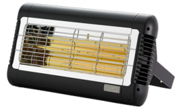 Tansun Sorrento- Best Selling Commercial Use Infrared Heater- HeatMySpace image