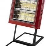 Spot Heat Beaver- Portable Infrared Heater- HeatMySpace image