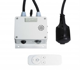 Quartzheat Eco-Control 3kW Receiver image