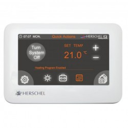 Herschel iQ WH1 Central Control Unit | 200M Wireless Range image