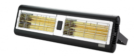 Tansun Sorrento Double Heaters plus PIR or Time Lag Switch | £828 - £844.80 - Heat My Space & Alfresco365