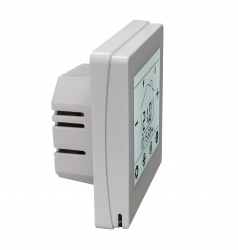 Herschel iQ MD1 Wired Thermostat | Turns Herschel Heater(s) ON if Room Temp is Lower than Preset Temp  & OFF Once Desired Temperature is Reached - Heat My Space & Alfresco365