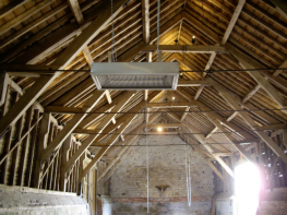 Herschel Advantage IRP4 - Industrial Space Heater, Warehouse & Garage Heater - Heat My Space & Alfresco365