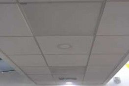 Herschel Select – Ceiling Grid Panel Heater | Herschel Ceiling Panel for Suspended Ceiling System image