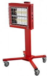 Industrial Workshop Heaters, Factory Heating, Electric Warehouse Heating, Workshop Heating