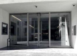 Gilgen RC2-3 Attack Resistant Automatic Sliding Door - Gilgen Door Systems UK Ltd
