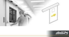 Gilgen SLX-D Hermetic Sealed Sliding Door - Gilgen Door Systems UK Ltd