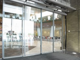Gilgen PSA Low-Profile Sliding Door - Gilgen Door Systems UK Ltd
