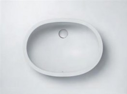 When a large-capacity oval bowl is needed, designers can rely on DuPont™ Corian® 815 Lavatory sinks. Suitable for multibowl installations in all types of settings, DuPont™ Corian® 815 Lavatory Sinks bring elegance and performance to any bathroom design. ...