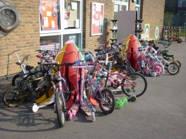 Minipod - School Bike & Scooter Storage - Cycle Parking - Cyclepods