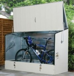 Bike Lift-A-Locker - Cycle Parking image