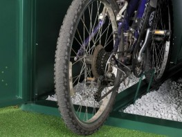 Horizontal Bike Locker - Cycle Parking - Cyclepods