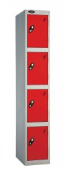 4 Door Kit Locker - Changing Room/Facility Lockers image