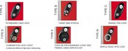 4 Door Kit Locker - Changing Room/Facility Lockers - Cyclepods